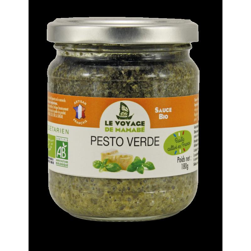 Le Voyage de mamabé - Pesto verde bio