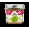 Pate pour curry vert bio