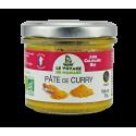 Pate pour curry bio