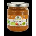 Sauce satay bio
