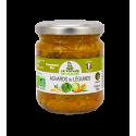 Achards de légumes bio