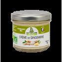 Crème de gingembre bio