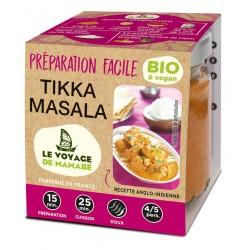 Le Voyage de mamabé - Preparation Facile Tikka masala bio